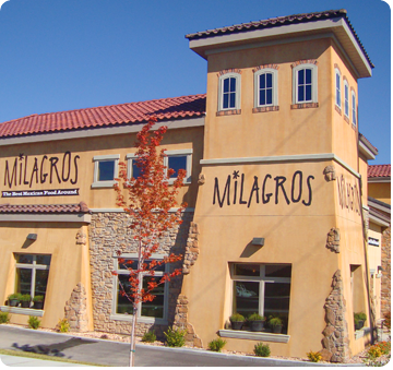 Milagros Mexican Food Orem