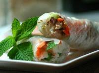 thai drift orem spring rolls